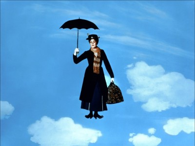 Mary Poppins, umbrella, revival meeting, crisco