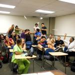 dysfunctional classroom, school
