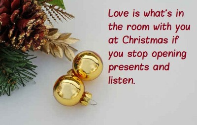 Christmas, quotation, quote, Scheiss Weekly, Jane Goodwin