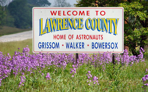 Lawrence County astronauts