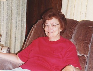 Mom, Phyllis Grogan Byers, Mamacita, Jane Goodwin