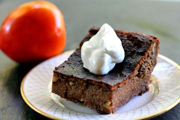 Jane Goodwin, Hoosier Persimmon Pudding