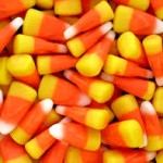 Candy corn - yuck!