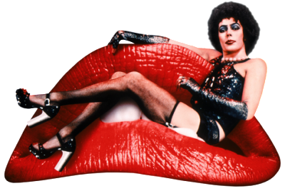 Tim Curry as Dr. Frank N. Furter