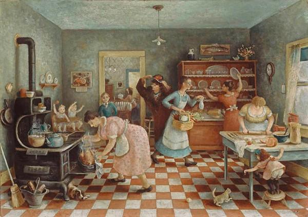 Scheiss Weekly, Mamacita, Jane Goodwin, Thanksgiving