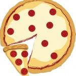 Jane Goodwin, homemade pizza