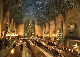 Jane Goodwin, Christmas, Hogwarts