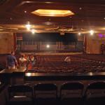 sparse auditorium