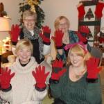 Scheiss Weekly, Christmas 2013, jazz hands