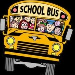 school bus, scheiss weekly