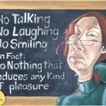 mean teacher, unreasonable teacher, bad teacher