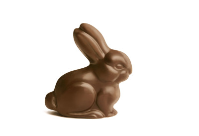 chocolate bunny, Easter, Scheiss Weekly