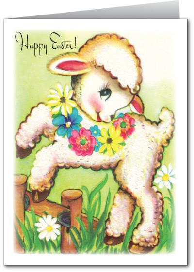 Easter lamb, Scheiss Weekly