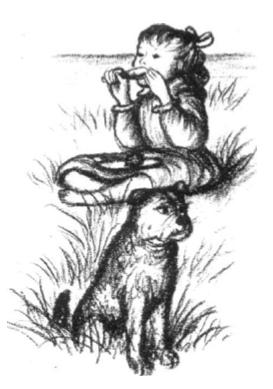 Laura Ingalls Wilder, Jack the Bulldog