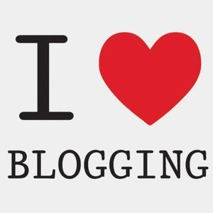 I love blogging,  blog