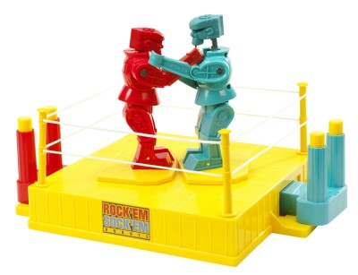 "Rock ""Em Sock ""Em Robots"