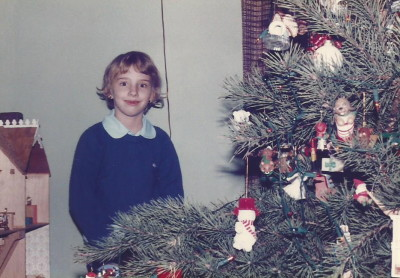 perfect Christmas tree, Sara Goodwin