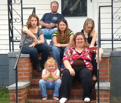 Honey Boo Boo family, repulsive