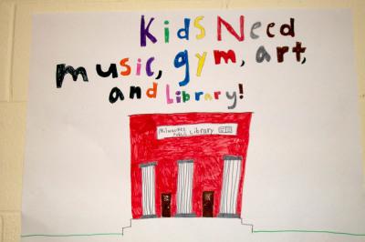 kids need the arts