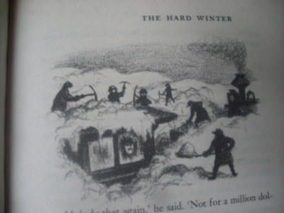 The Long Winter, the DeSmet cut fills in