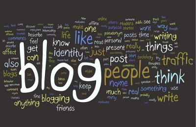 personal blogging