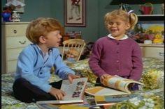 Buffy and Jody, of Family Affair