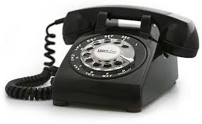 The rotary phone of my youth!