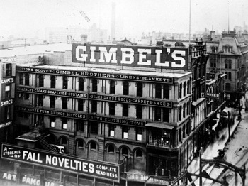 Gimbel's Department Store