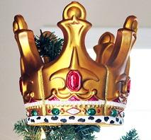 December is the crown.