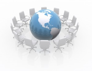 global education, social networking
